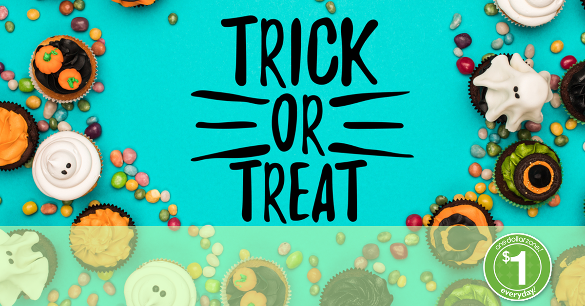 one dollar zone Halloween Treats and Recipes