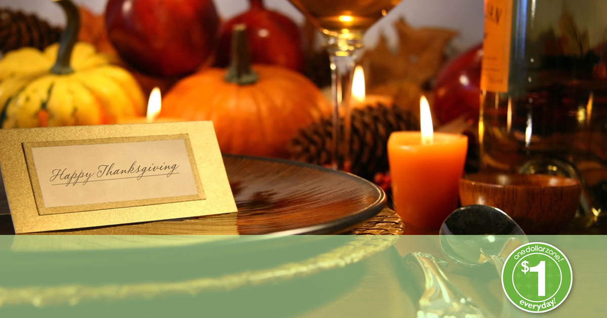 How to cut costs this Thanksgiving